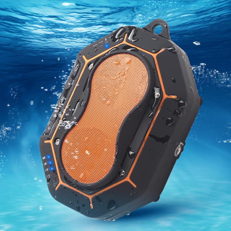 [해외]TV에 대 한 Liboer 무선 블루투스 스피커 방수 자전거 10W 스피커 휴대용 mp3 TF 블루투스 스피커베이스 샤워 야외 BT90/Liboer Wireless Bluetooth Speaker Waterproof Bike 10W Speaker for TV P