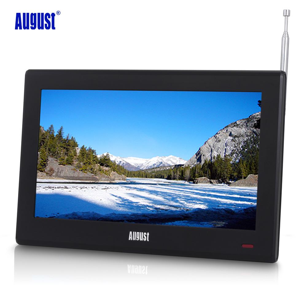 [해외]8 월 DA100D 10.1 및 휴대용 HD Freeview TV - HDMI MonitorDVB-T 및 DVB-T2 튜너 / PVR / 멀티미디어 플레이어/August DA100D 10.1& Portable HD Freeview TV  - HDMI Monito