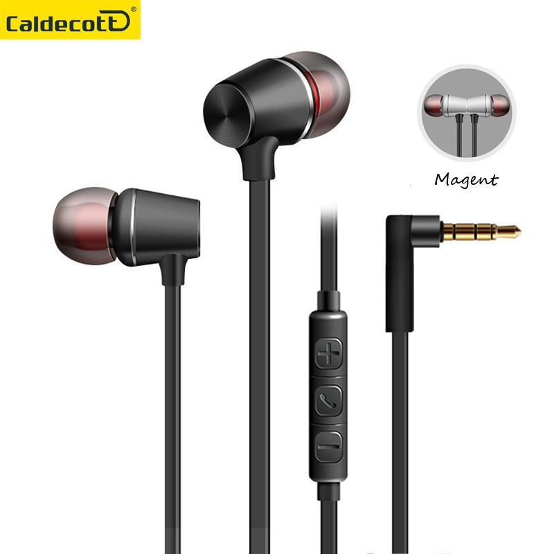 [해외]Magent In-Ear 유선 이어폰 (마이크 용) 3.5mm 잭 표준 스테레오 헤드셋 자기 볼륨 조절 가능 헤드폰/Magent In-Ear wired Earphone for phoneMicrophone 3.5mm jack standard stereo heads
