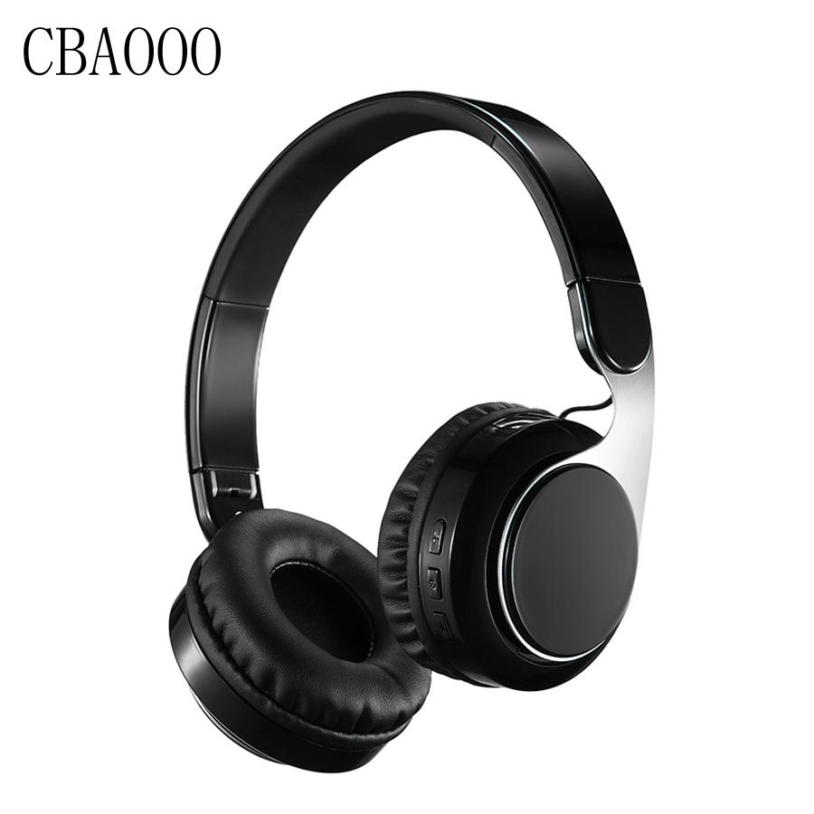 [해외]무선 Bluetooth 헤드셋 무선 헤드셋 Bluetooth 4.1 Hi-Fi 서브 우퍼 스테레오 헤드셋 TF 카드 및 마이크/Wireless Bluetooth Headphone Wireless Headset Bluetooth 4.1 Hi-Fi Subwoofer