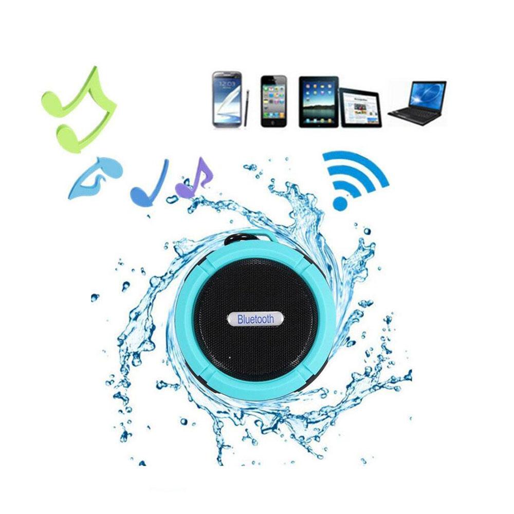[해외]120pcs 방수 방진 인기있는 브랜드 블루투스 여행 스피커 V3.0 + EDR C6 Bluetooth 스피커 고 충실도 사운드 스피커/120pcs Waterproof dustproof popular brands Bluetooth Travel Speaker V3