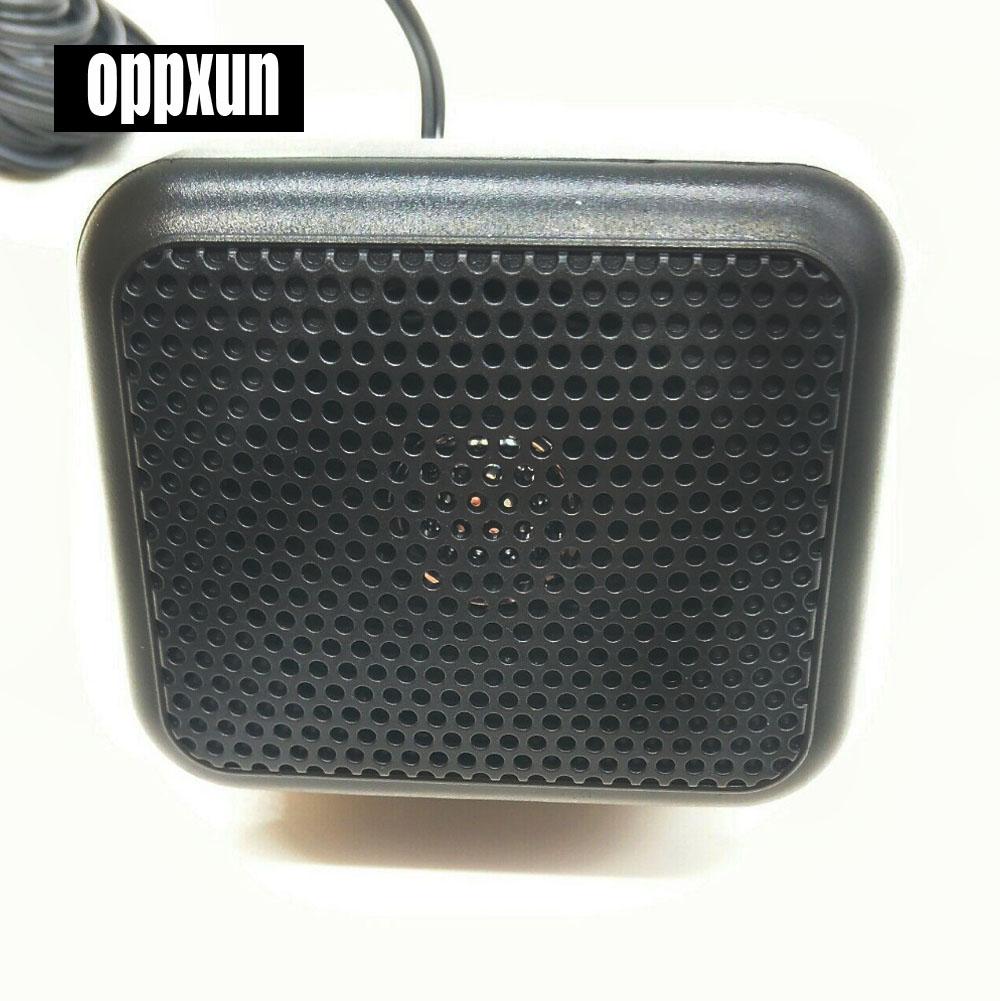 [해외]3W oppxun 미니 국제 보 협회 YAESU Motorola ft-1807 무선 P600 외부 스피커 열/3W oppxun Mini International Bo Association YAESU Motorola ft-1807 wireless P600 exte