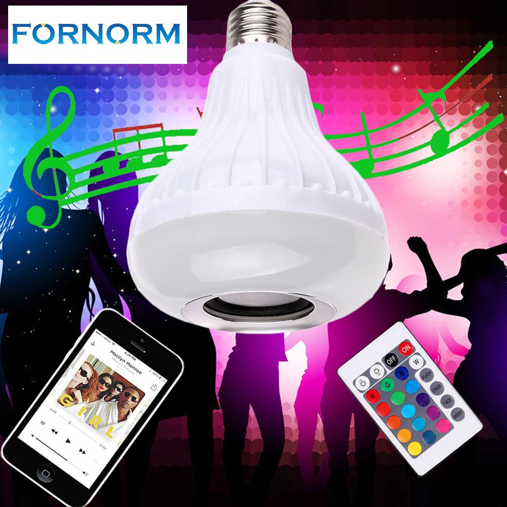 [해외]무선 블루투스 음악 벌브 라이트 스피커 지능형 E27 전구 12w LED 스피커 Samrtphone로 홈 무대에 대한 색상 변경/Wireless Bluetooth Music Bulb Light Loudspeaker Intelligent E27 Bulb 12w L