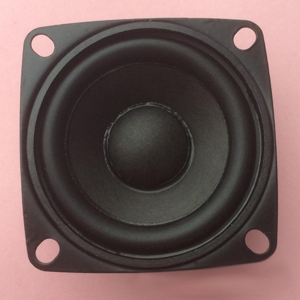 [해외]MLLSE 2pcs 2 & inch 4Ohm 3W 전체 범위 오디오 스피커 스테레오 우퍼 스피커 52mm CE0372X2/MLLSE 2pcs 2& inch 4Ohm 3W Full Range Audio Speaker Stereo Woofer Loudspea