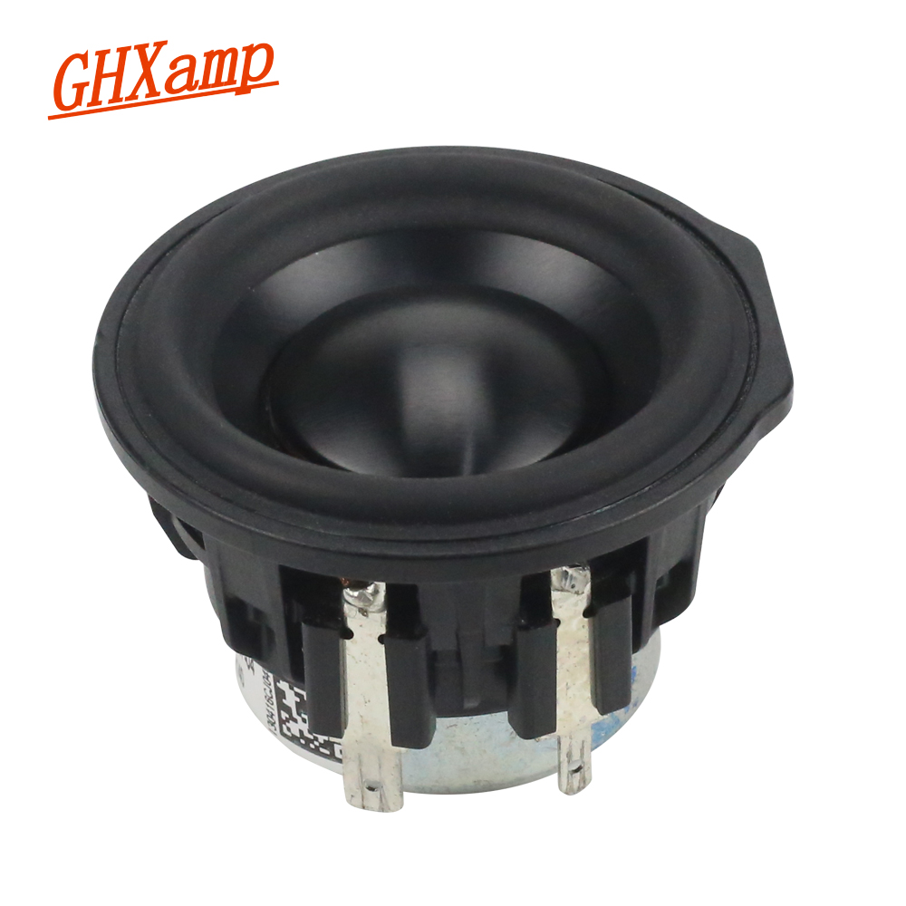 [해외]GHXAMP 2 인치 4OHM 블루투스 휴대용 스피커 전체 범위 네오디뮴 낮은 주파수 Loudspeaker 구글 홈 스피커에 대 한 DIY 1PCS/GHXAMP 2 INCH 4OHM Bluetooth Portable Speaker Full Range Neodym