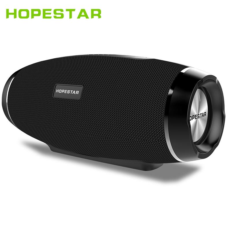 [해외]HOPESTAR H27 럭비 무선 블루투스 스피커 스테레오 soundbar 방수 샤워 서브 우퍼 Mp3 플레이어 tf usb 요금 모바일/HOPESTAR H27 Rugby Wireless bluetooth speaker stereo soundbar waterpr