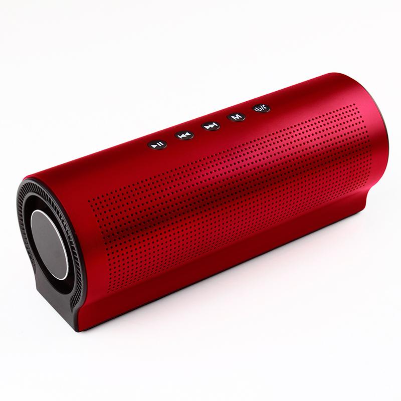 [해외]무선 블루투스 스피커 PN-13 휴대용 HIFI 무선 스테레오 슈퍼베이스 사운드 박스 핸즈프리 18W 2200mah 스피커 전화에 대 한/Wireless Bluetooth Speaker PN-13 Portable HIFI Wireless Stereo Super