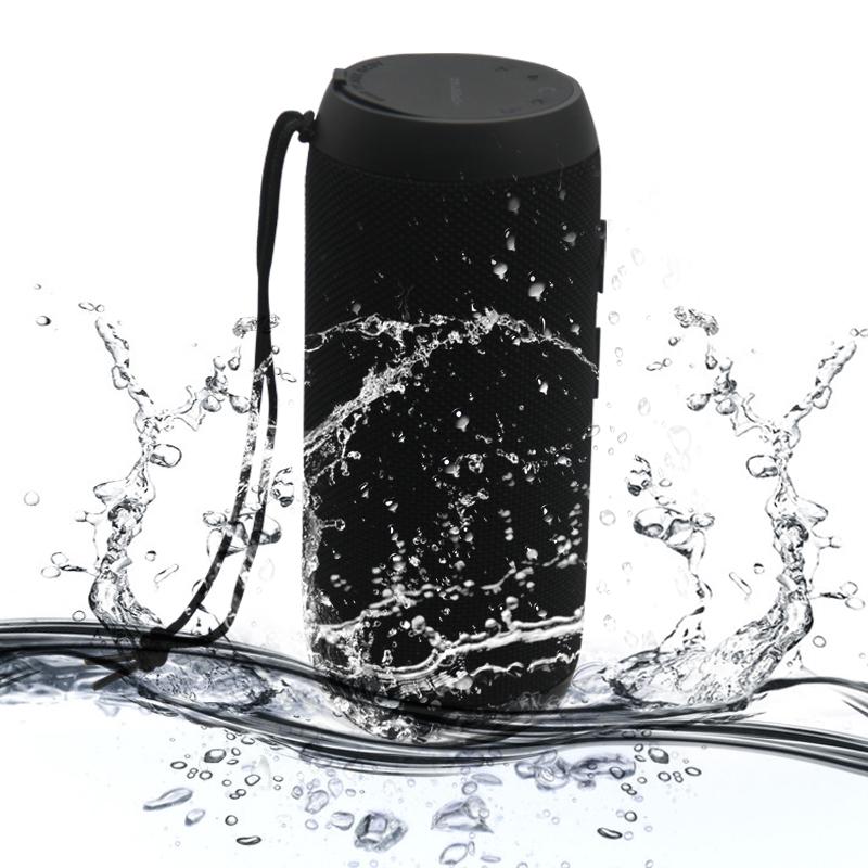 [해외]Hopestar P7 휴대용 미니 스피커 무선 블루투스 방수 칼럼 샤워 스피커 서브 우퍼 라우드 스피커 전화 요금/HOPESTAR P7 Portable Mini Speakers Wireless Bluetooth Waterproof Column Shower Spe