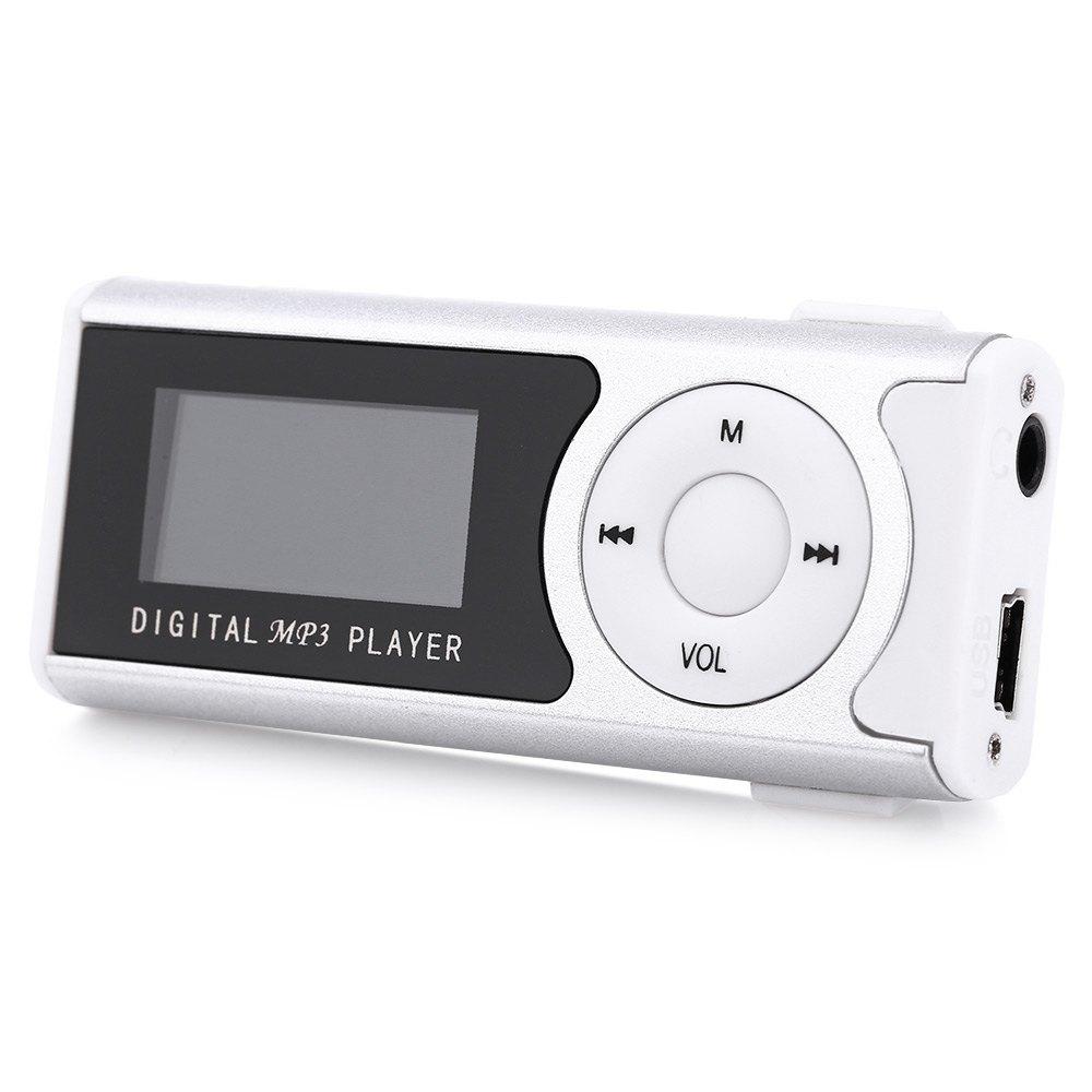 [해외]새로운 미니 휴대용 스토리지 1.1 인치 LCD 화면 MP3 PlayerLCD 화면 지원 32 기가 바이트 마이크로 SD TF 카드 디지털 MP3 플레이어/New Mini Portable Storage 1.1 Inch LCD Screen MP3 PlayerLCD