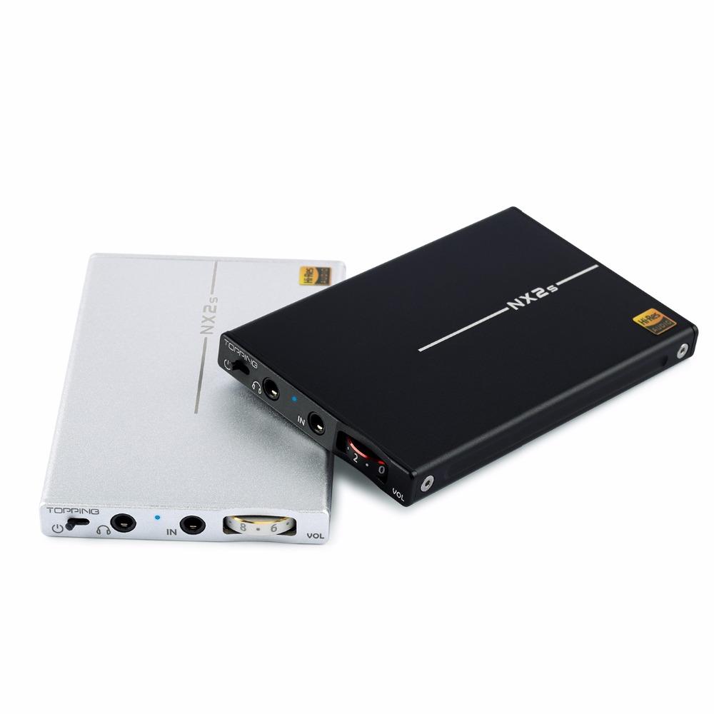 [해외]토핑 NX2S 미니 하이파이 USB DAC OPA1652 LMH6643 SA9226 32Bit 휴대용 오디오 헤드폰 앰프 사용 가능 OTG/TOPPING NX2S MINI HIFI USB DAC OPA1652 LMH6643 SA9226 32Bit Portable