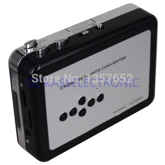 [해외]SD 카드에있는 MP3에 카세트 플레이어 변환기 MP3 하에서 변환 카세트 테이프에는 PC는 을 할 필요가 없습니다/cassette player converter mp3 converte cassette tape to mp3 in SD Card no pc requ