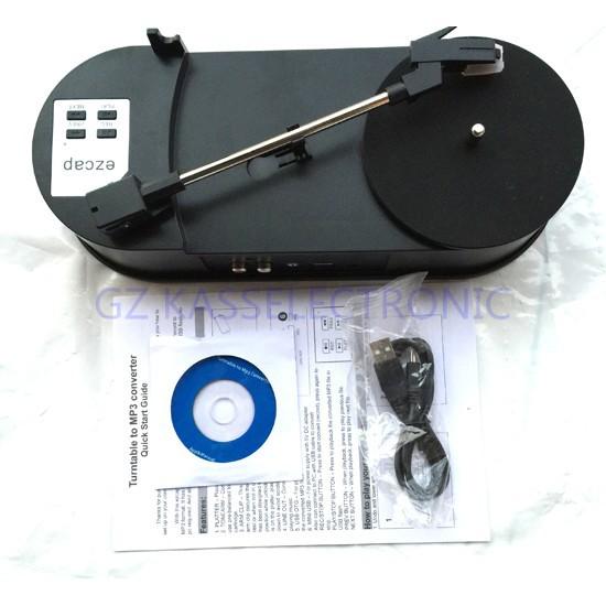 [해외]U 드라이버에 MP3 / WAV 2015 newtoca 디스코 VINIL의 USB 전송 비닐 테이프 오디오가 직접 어떤 PC를 을 할 필요가 없습니다/2015 newtoca disco vinil usb transfer vinyl tape audio to  MP3