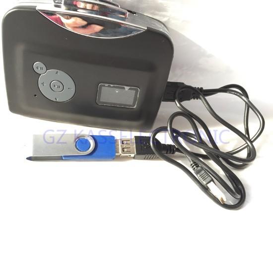 [해외]U 드라이버에서 MP3 변환기에 2015 새로운 ezcap230 카세트 테이프는 직접, 어떤 PC는 헤드폰을 역 자동 필요하지/2015 new ezcap230 cassette tape to mp3 converter  in U driver directly, no