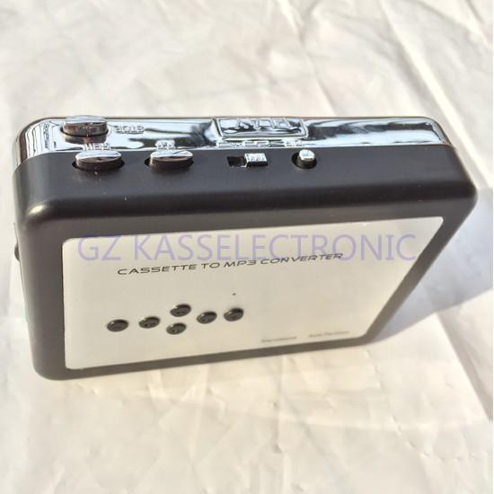 [해외]SD TF 카드 2015 새로운 비디오 카세트 컨버터 변환 카세트, 자동   헤드폰을 역/2015 New video cassette converter  convert cassette  in SD TF Card, Auto reverse playback headph