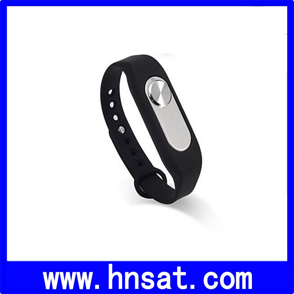 [해외]세련된 6 가지 색 팔찌 보이스 레코더 WR-06,3 1 착용 할 수있는 오디오 음성 레코더 WR-06/Stylish Six colors Bracelet Voice Recorder WR-06,3 in 1 Wearable Audio Voice Recorder WR