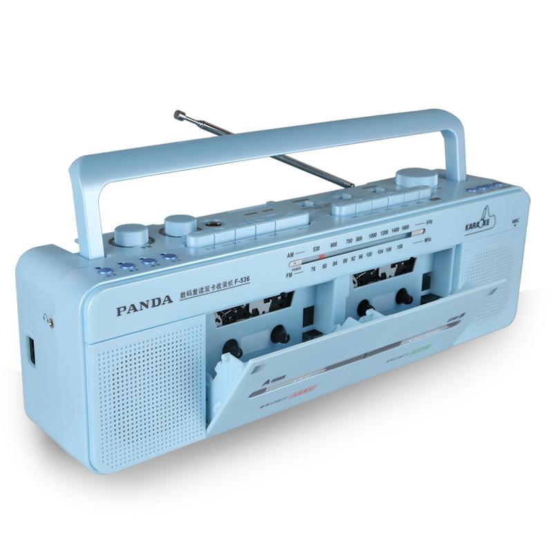 [해외]F - 536 듀얼 카드 레코더 테이프 USB 무선 높은 전력 교육 기계 휴대용/F-536 dual-card recorders tape usb radio high power teaching machine portable