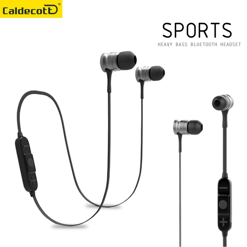 [해외]무선 이어폰 이어폰 형 헤드셋 스포츠 달리기 음악 Bluetooth 이어폰 금속 헤드셋 무선 이어폰 자석 speakerMIC/Wireless Earphone In-ear Headset Sport Running Music Bluetooth Earphone Meta