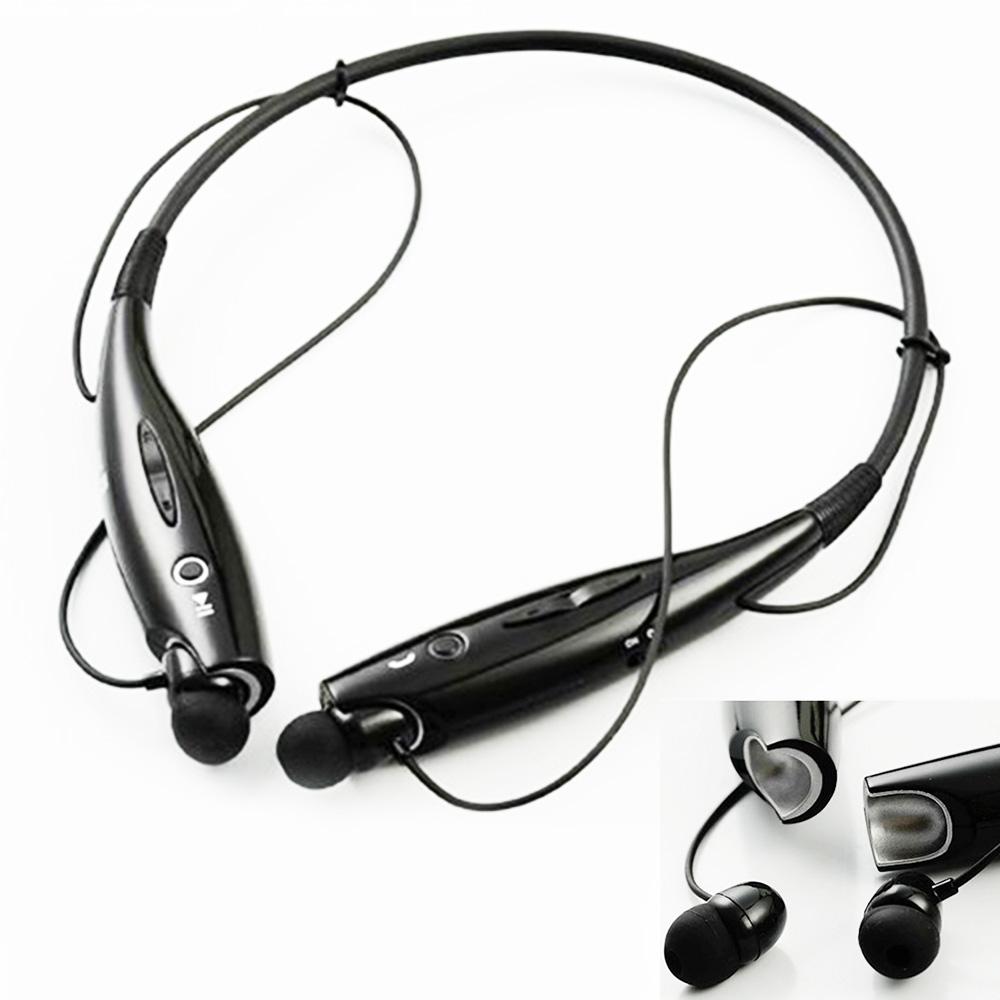 [해외]2017 스포츠 이어폰 블루투스 헤드폰 이어폰 헤드셋 스테레오 무선 이어폰 Mp3 플레이어 xiao mi hua wei iphone 4 5 6/2017 Sports Earphone Bluetooth Headphone  in ear Headband stereo W