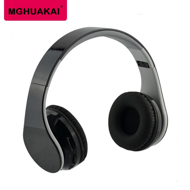 [해외]MGHUAKAI 최고의 무선 블루투스 헤드폰 높은 Qualit 스테레오 큰 이어폰 헬멧 최고의 음악 헤드셋 전화에 대 한 전화/MGHUAKAI Best Wireless Bluetooth Headphones High Qualit Stereo Big Earphone