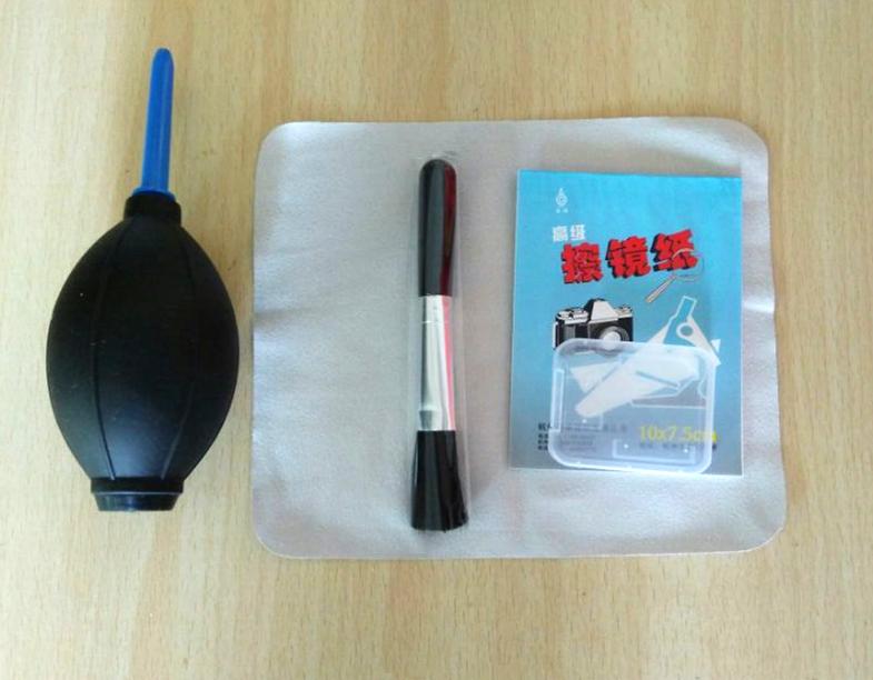 [해외]5 IN1 카메라 렌즈 용지에 맞게 키트 bursh + 청소 천 송풍기 + 청소 천 + 렌즈 깨끗한 종이 + 메모리 카드 케이스를 청소 설정/5 in1 Camera Lens Clearing suit kit set  cleaning bursh+ Clean-clot