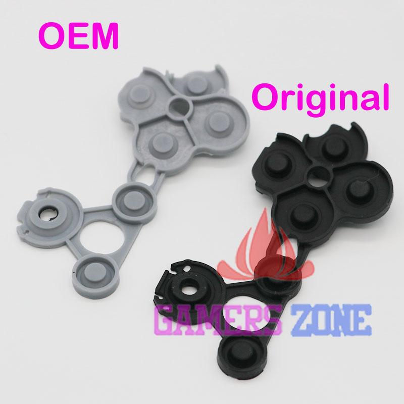 [해외]X 박스 하나의 컨트롤러에 대한 12Sets 원래 블랙 전도성 접착제 게임 핸들 조립체 전도성 고무 D 패드/12Sets Original Black  Conductive adhesive Game handle assembly Conductive Rubber D P