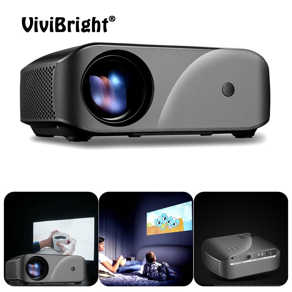[해외]Vivibright 미니 led 프로젝터 1280*720 해상도 지원 풀 hd 홈 시네마 720 p 휴대용 프로젝터 3d 비머/Vivibright 미니 led 프로젝터 1280*720 해상도 지원 풀 hd 홈 시네마 720 p 휴대용 프로젝터