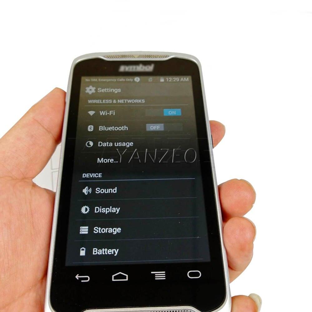 [해외]TC55 For Zebra Symbol TC55BH-HJ11EE Handheld Mobile Computer 1D 2D Barcode Scanner 안드로이드 PDA/TC55 For Zebra Symbol TC55BH-HJ11EE Handheld Mobile C