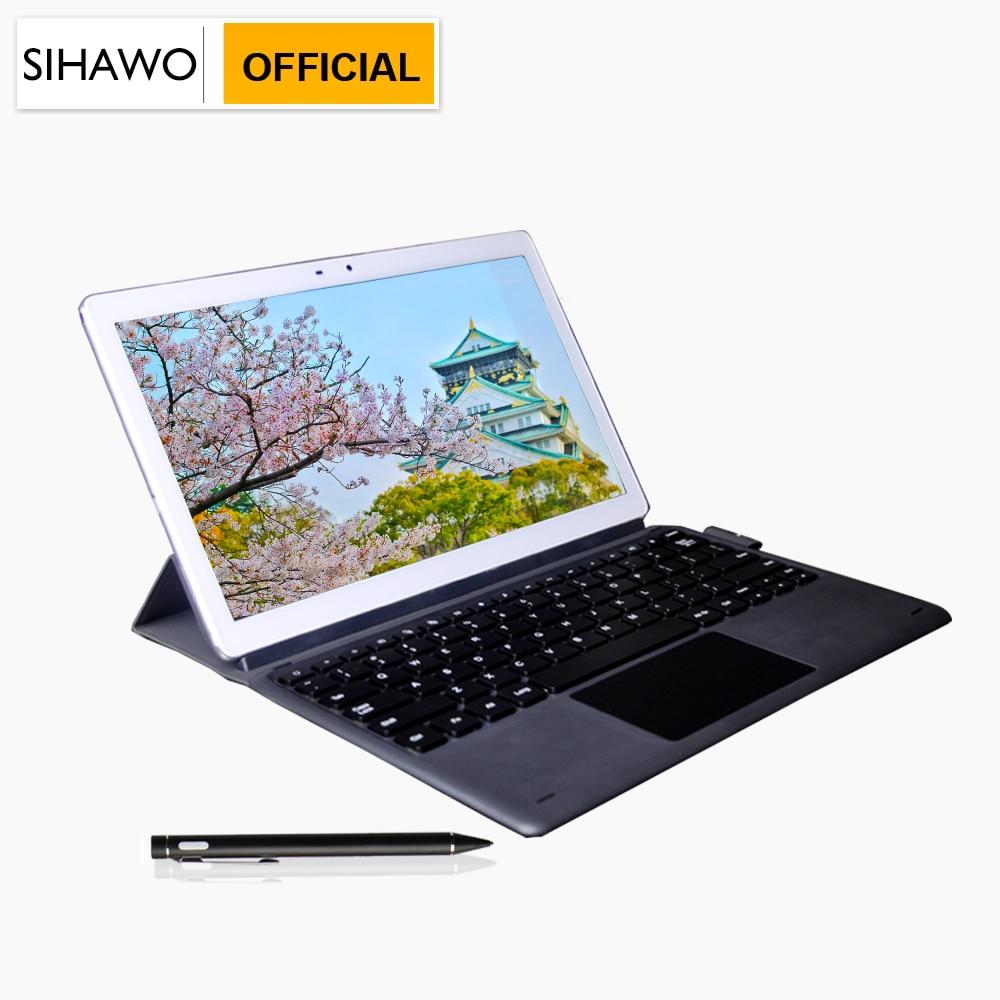 [해외]Helio X27 Deca Core 안드로이드 8.0 태블릿 PC 12 2560x1600 디스플레이 4G 전화 8GB RAM 128GB ROM 듀얼 SIM 카메라 2 in 1 Tablets/Helio X27 Deca Core 안드로이드 8.0
