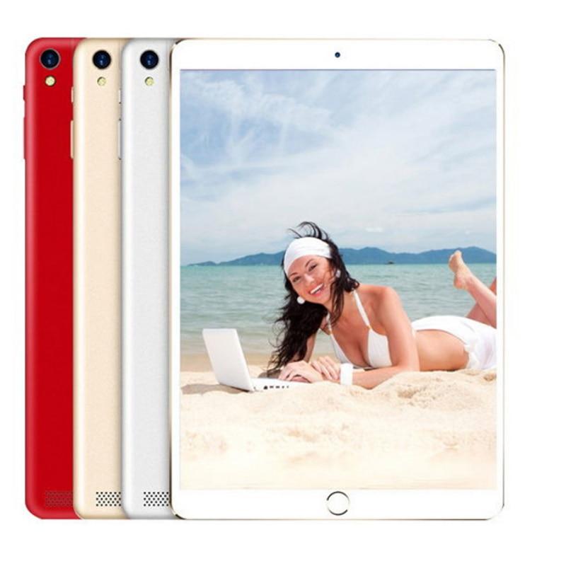 [해외]6 + 128 gb 10 인치 태블릿 pc 3g 안드로이드 9.0 octa 코어 태블릿 ram 6 gb rom128gb wifi gps 10.1 태블릿 ips 듀얼 sim gps  무료/6 + 128 gb 10 인치 태블릿 pc 3g 안드로이드