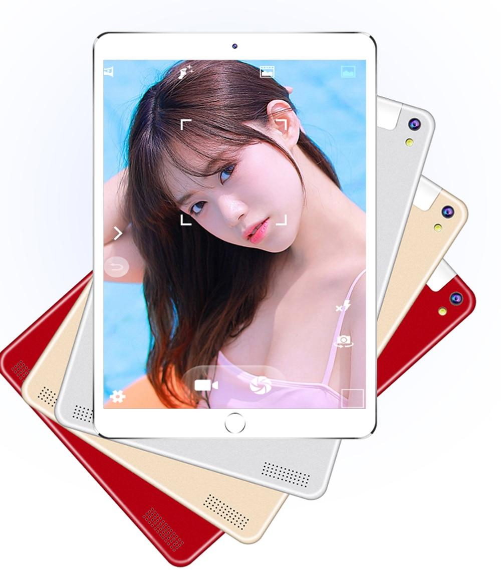 [해외] 무료 10 인치 태블릿 쿼드 코어 안드로이드 7.0 3G 정제 2 기가 바이트 + 32 기가 바이트 1280*800 듀얼 SIM IPS GPS 전화 태블릿 pc + 선물/ 무료 10 인치 태블릿 쿼드 코어 안드로이드 7.0 3G 정제 2 기가