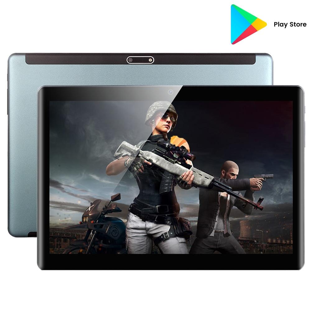 [해외]2020 Google Play 안드로이드 7.0 OS 10 인치 태블릿 3G 쿼드 코어 32GB ROM 1280X800 IPS Kids Gift Tablets 10 10.1/2020 Google Play 안드로이드 7.0 OS 10 인치 태블릿