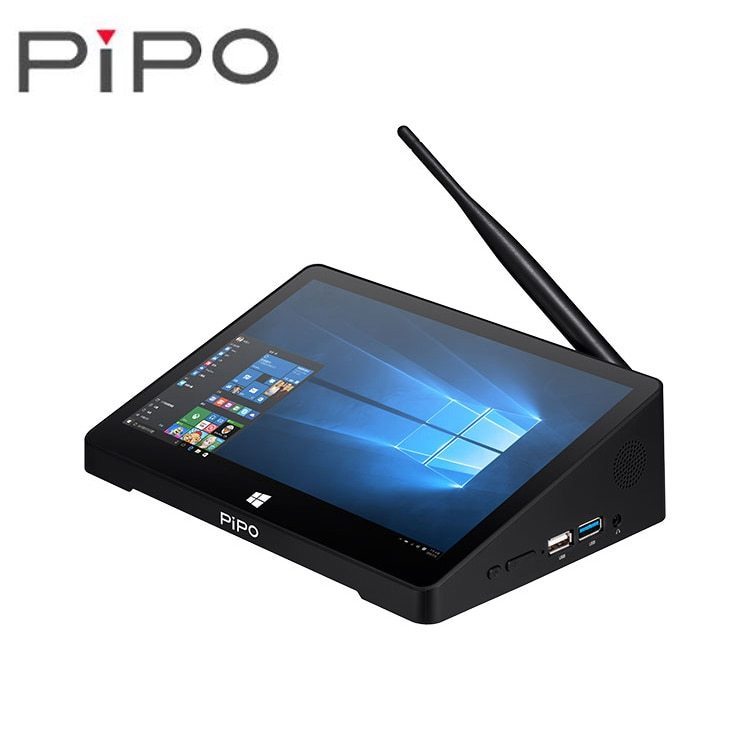 [해외]Pipo x10 pro win 10 미니 pc 인텔 z8350 쿼드 코어 4 gb ram 64 gb rom 10.8 인치 1920*1280 ips wifi rj45 hdmi 10000 mah/Pipo x10 pro win 10 미니 pc 인텔