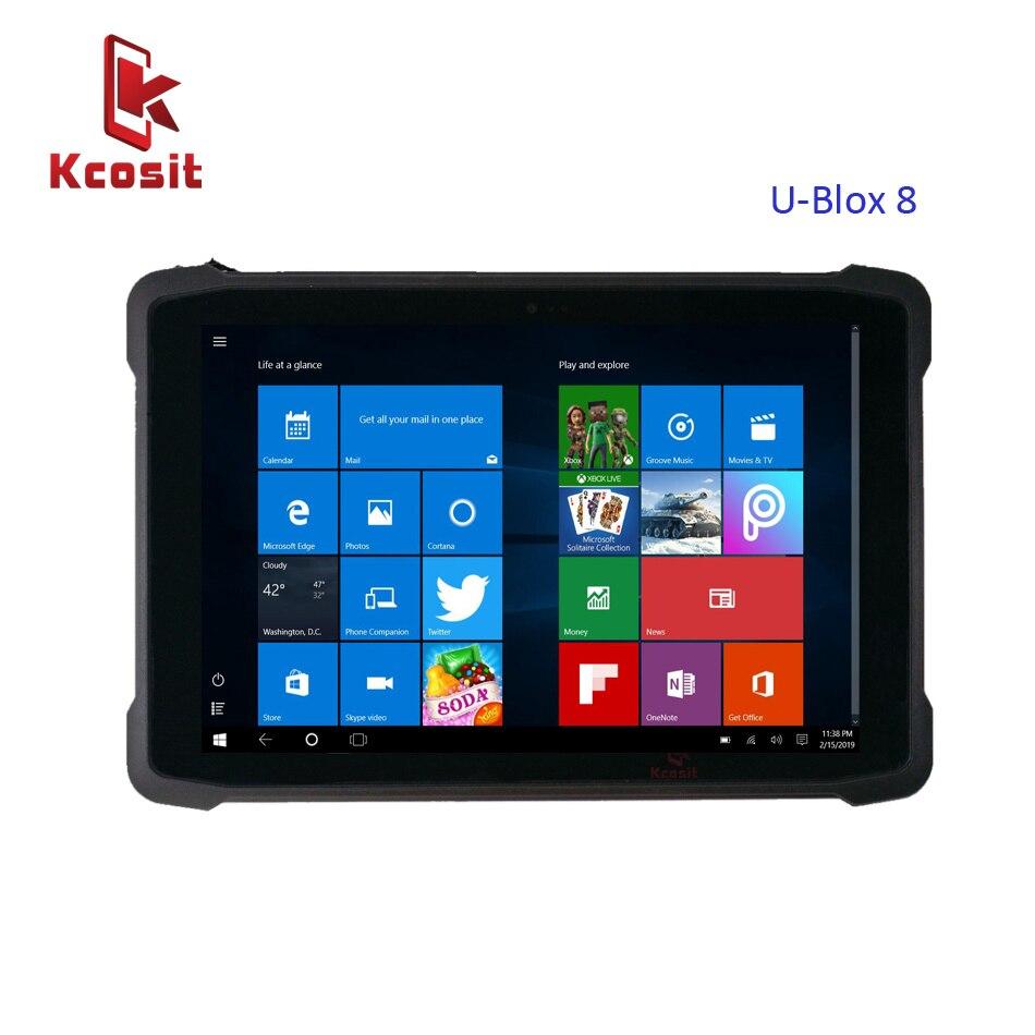 [해외]2019 k11h 산업 10.1 인치 태블릿 pc windows 10 홈 인텔 z8350 견고한 shockproof 방수 듀얼 와이파이 3g sim hdmi gps usb/2019 k11h 산업 10.1 인치 태블릿 pc windows 10 홈