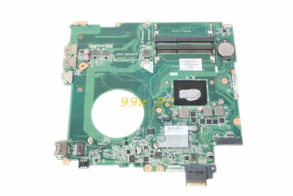 [해외]Laptop Motherboard FOR HP ENVY 15-K Laptop Motherboard W/ I7-4710HQ CPU 763585-501 DAY33AMB6C0 DDR3L Test ok/Laptop Motherboard FOR HP ENVY 15-K L