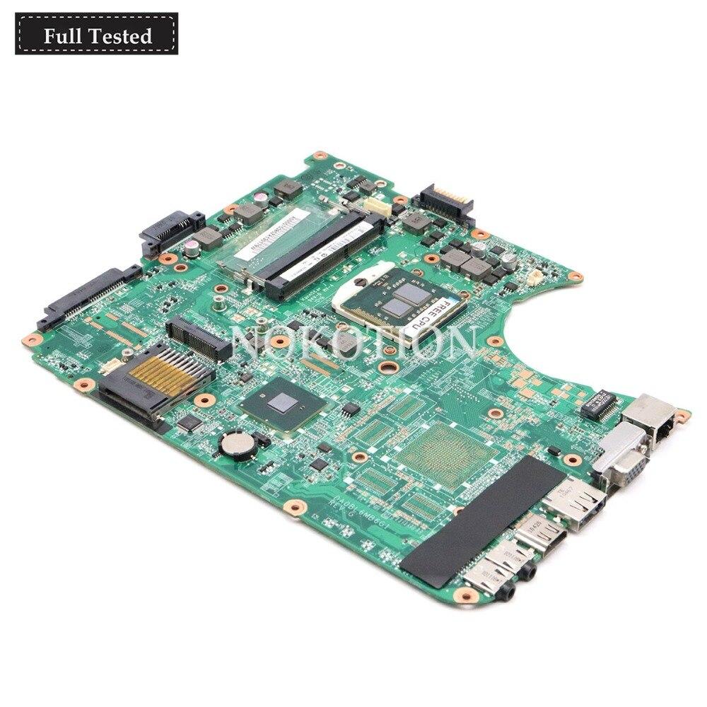 [해외]NOKOTION A000075380 laptop motherboard for Toshiba satellite L655 L650 31BL6MB0000 DA0BL6MB6G1 HM55 DDR3 Free CPU/NOKOTION A000075380 laptop mothe