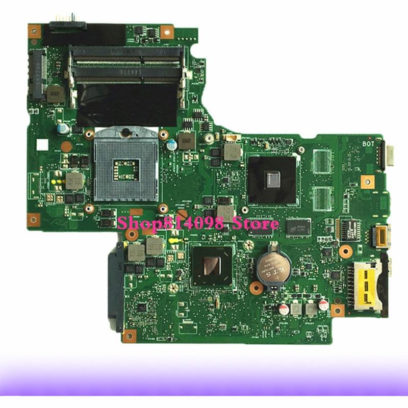 [해외]G700 노트북 마더 보드 bambi 메인 보드 rev: 2.1 hm76 칩셋 lenovo g700 노트북 pc에 적합 100% 작동/G700 노트북 마더 보드 bambi 메인 보드 rev: 2.1 hm76 칩셋 lenovo g700 노트북 p