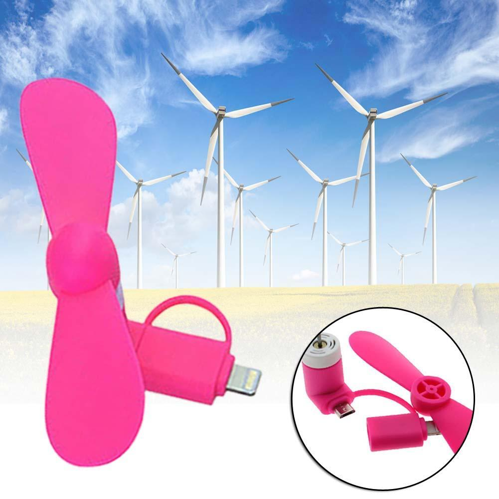 [해외]Multi-color Portable Travel Mini USB Fan For iPhone 안드로이드 Smart Phone Rose/Multi-color Portable Travel Mini USB Fan For iPhone 안드로이드 Smart Phone R