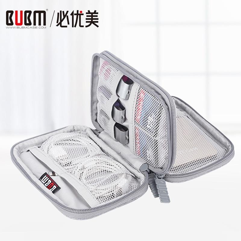 [해외]Bubm 휴대용 2.5 외부 하드 드라이브 케이스 커버, 2.5 인치 하드 디스크 hdd 보호 상자 전자 여행 주최자/케이블 가방/Bubm 휴대용 2.5 외부 하드 드라이브 케이스 커버, 2.5 인치 하드 디스크 hdd 보호 상자 전자 여행 주