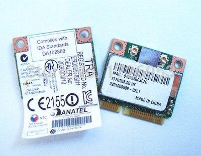 [해외]Broadcom bcm943227hm4l bcm43227 하프 미니 pci-e 무선 wifi 카드 802.11 b g n/Broadcom bcm943227hm4l bcm43227 하프 미니 pci-e 무선 wifi 카드 802.11 b g n
