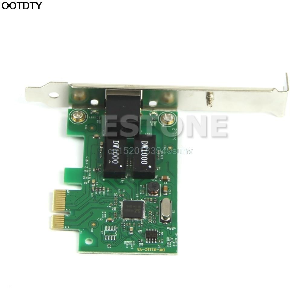 [해외]Computer Accessories Gigabit Ethernet LAN PCI Express PCI-e Network Controller Card 1pc  new hot/Computer Accessories Gigabit Ethernet LAN PCI Exp