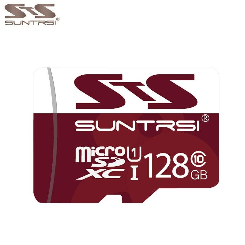 [해외]Suntrsi Memory Card Micro SD 256gb 128gb High Speed Class 10 Micro SD Card Full HD Smart Card TF Card For Smartphone Free Ship/Suntrsi Memory Card