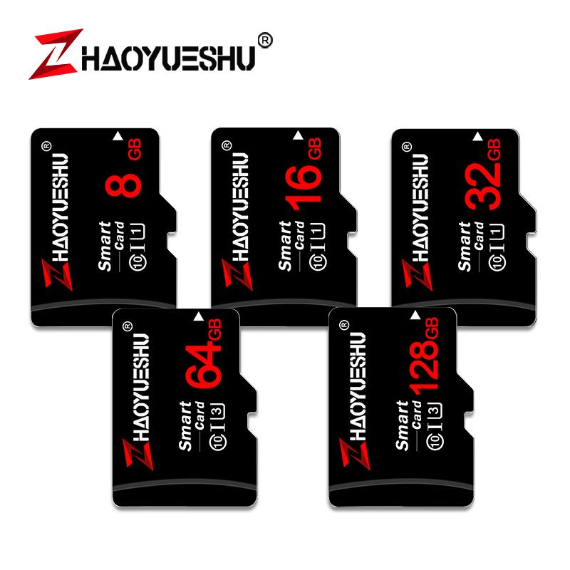 [해외]높은 안정성 마이크로 sd 카드 128 기가 바이트 64 기가 바이트 클래스 10 32 기가 바이트 16 기가 바이트 8 기가 바이트 고속 메모리 카드 tf 플래시 카드 태블릿 및 무인 항공기/높은 안정성 마이크로 sd 카드 128 기가 바이트