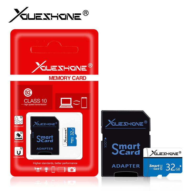 [해외]Micro SD Card 8GB 16GB 32GB SDHC Memory card high speed Flash Card 64GB 128GB SDXC flash sdcard for Smartphone +  package/Micro SD Card 8GB 16GB 3