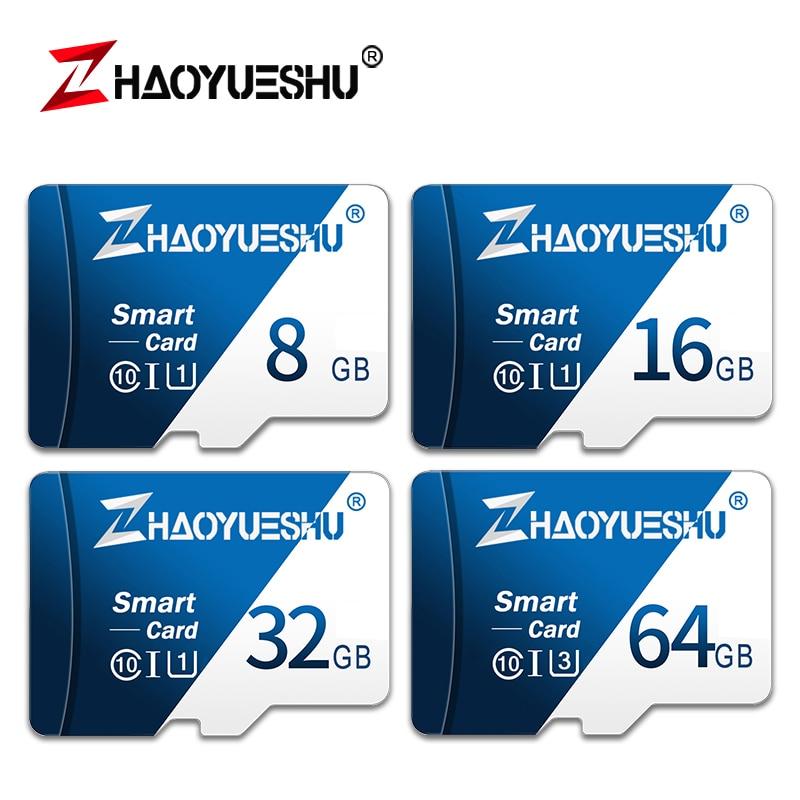 [해외]Flash memory card 64GB 32GB high speed  tarjeta micro SD/TF cards 16GB 8GB memory stick For drones / driving recorders / tablets/Flash memory card