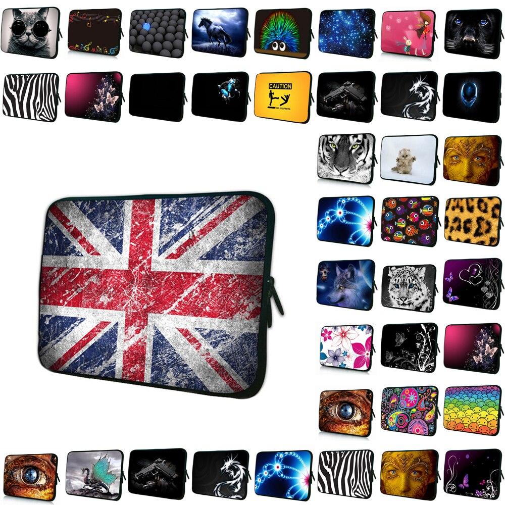 [해외]Viviration Duo Zippers Computer Accessories Women Mens Portable 7 10 12 13 14 15 7.9 17 inch Laptop Liner Neopren Bag Cover Case/Viviration Duo Zi