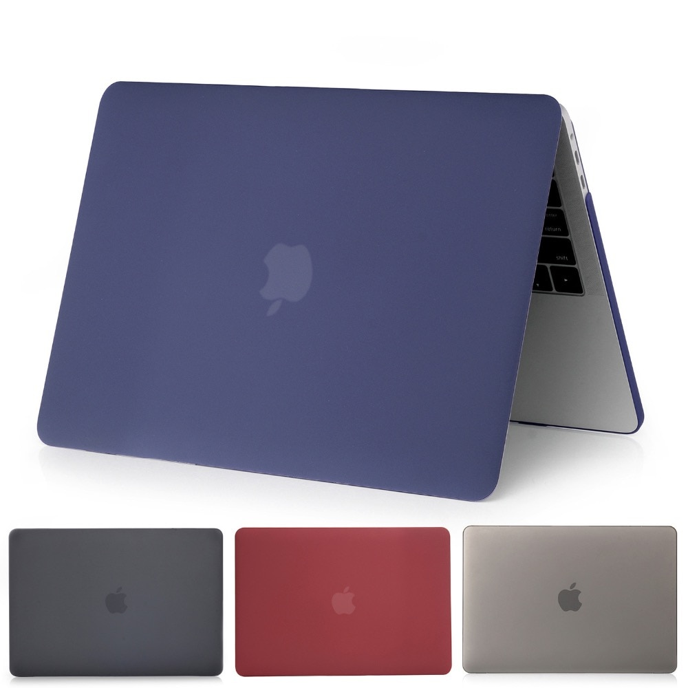 [해외]Laptop Case For MacBook Pro Retina Air 11 12 13 15,for Mac 2018 / 2019 new Air 13 A1932Touch ID,New Pro 13 15 inch shell/Laptop Case For MacBook P
