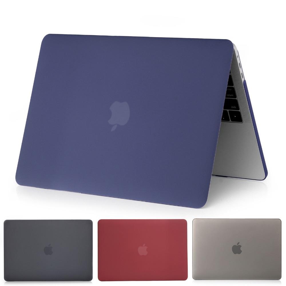 [해외]Laptop Case For MacBook Pro Retina Air 11 12 13 15,for Mac 2018 / 2019 new Air 13 A1932Touch ID,New Pro 13 15 inch shell/Laptop Case For MacBook P