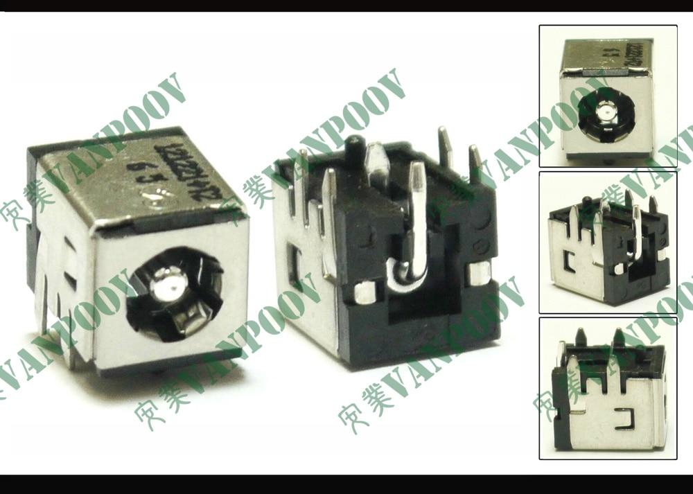 50x DC 전원 잭 게이트웨이 3000 MX3000 6000 MX6000 MX1000 MX4000 MX8000 CX200 M1600 M2400 M6200 M6300 T1400 PJ018