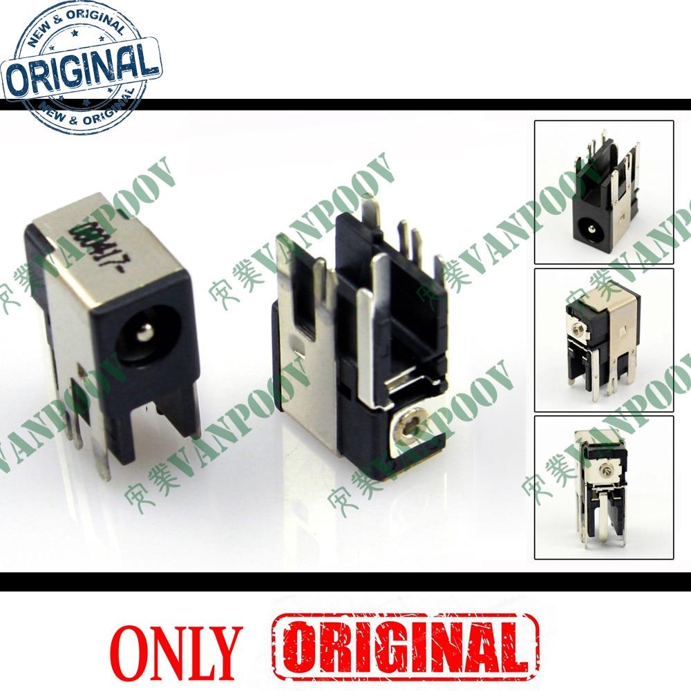 Hp 파빌리온 dv1000 용 50x 노트북 노트북 dc 전원 잭 커넥터 소켓 ze2000 presario m2000 v2000 nx4800 nx7100 PJ019-1.65mm
