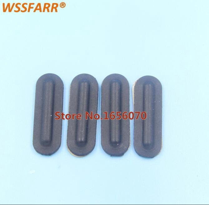 4 개/대 Thinkpad T540P W540 W541 T440 T450 X230S X240 X250 X260 밑면 덮개 고무 발 피트